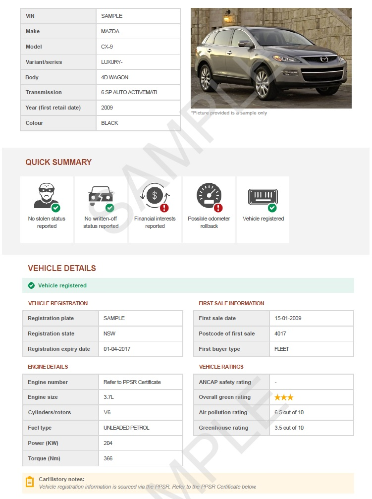 Vehicle Rego Check >> Rego Check Australia - Check My Rego
